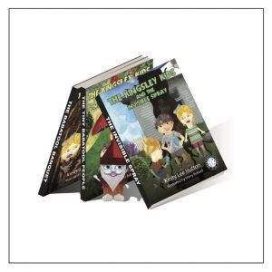 Three Kingsley Kids Books